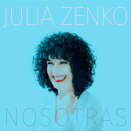 Portada del disco «Nosotras» de Julia Zenko.