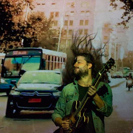 Portada del single «Demasiada información» de Nano Stern.