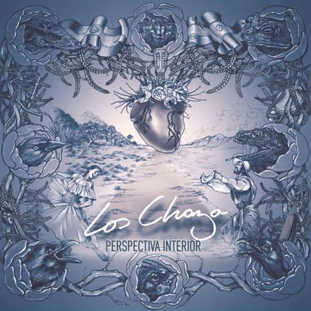 Portada del disco «Perspectiva Interior» de Los Chaza.