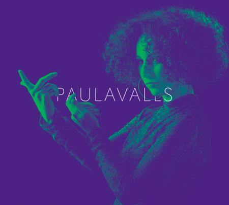 Portada del disco «I am» de Paula Valls.