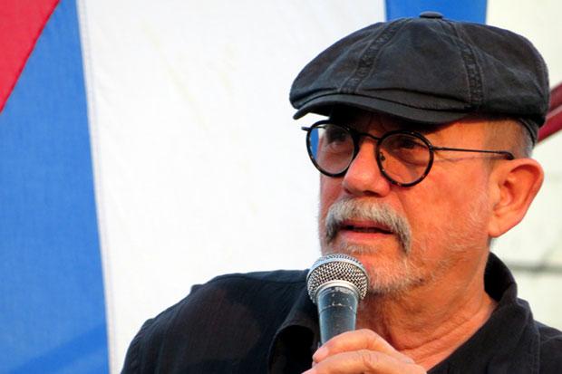 Silvio Rodríguez. © Rodolfo Paolantonio