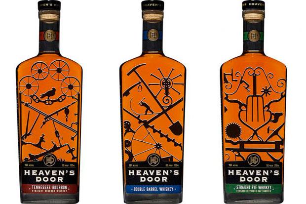 Bob Dylan lanza «Heaven's Door», su propia marca de whisky.