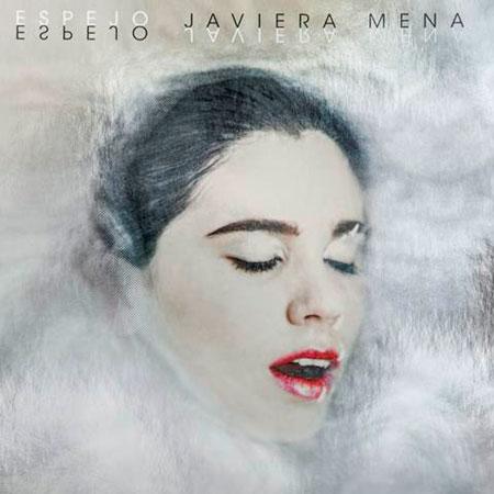 Portada del disco «Espejo de Javiera Mena.