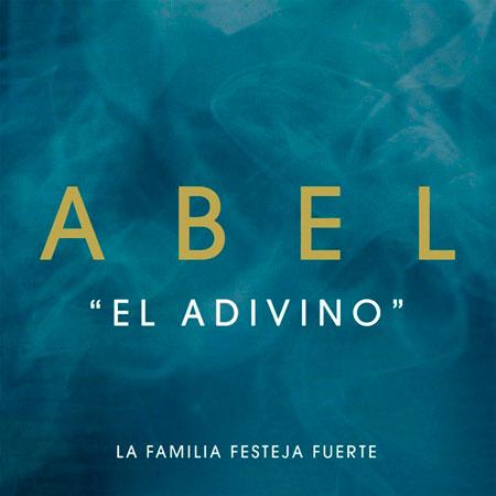 Portada del single «El adivino» de Abel Pintos.