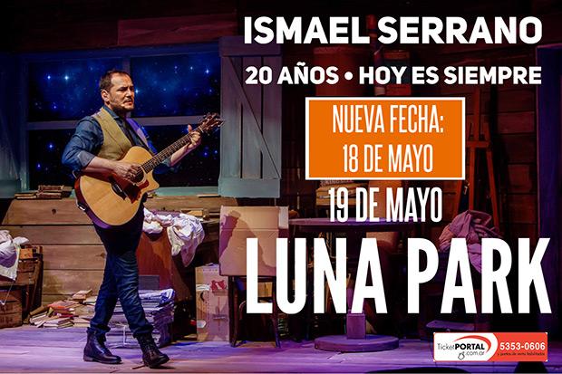 Gira «Hoy se siempre» Argentina Ismael Serrano