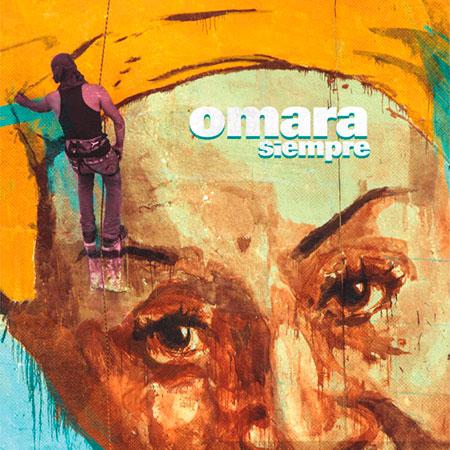 Portada del disco «Omara siempre» de Omara Portuondo.