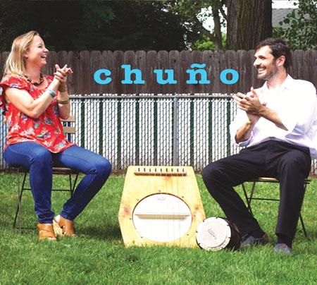 Portada del disco «Chuño» de Franco Pinna y Sofía Tosello.