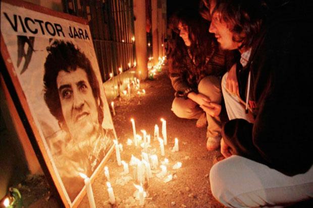 La Justicia chilena condena a nueve ex militares por el asesinato de Víctor Jara. © REUTERS
