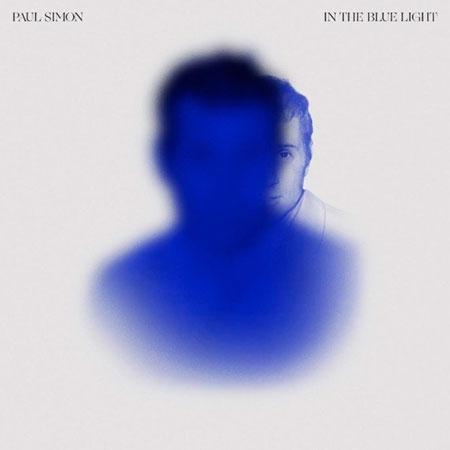 Portada del disco «In the Blue Light» de Paul Simon.