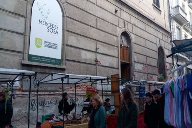 Fundación Mercedes Sosa.