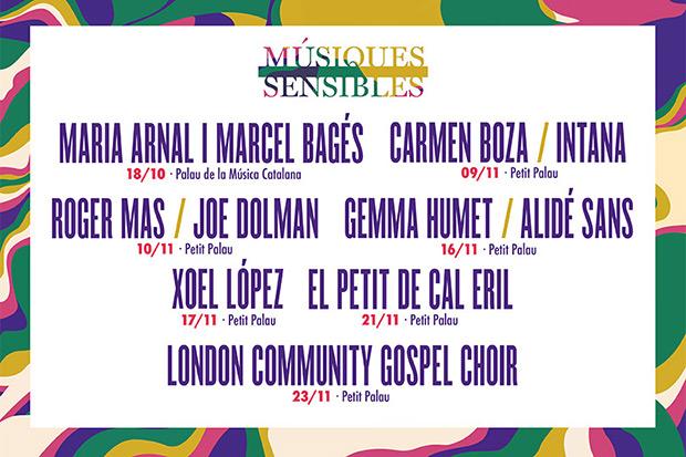 El festival Músiques Sensibles regresa en su sexta edición.