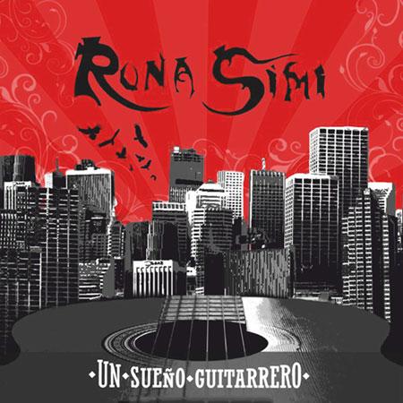 Portada del disco «Un sueño guitarrero» de Runa Simi.