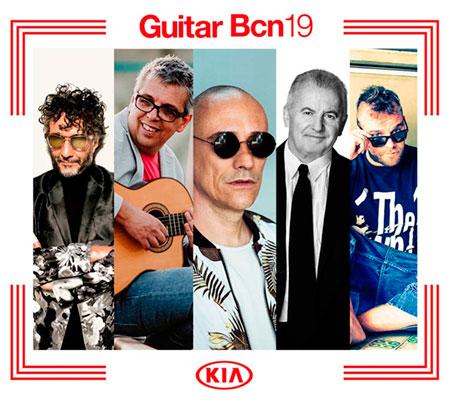 30 Guitar BCN 2019.