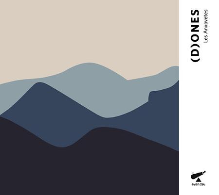 Portada del disco «(d)ones» de Les Anxovetes.