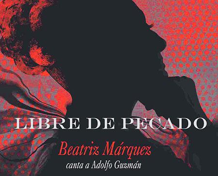 Portada del disco «Libre de Pecado» de Beatriz Márquez.