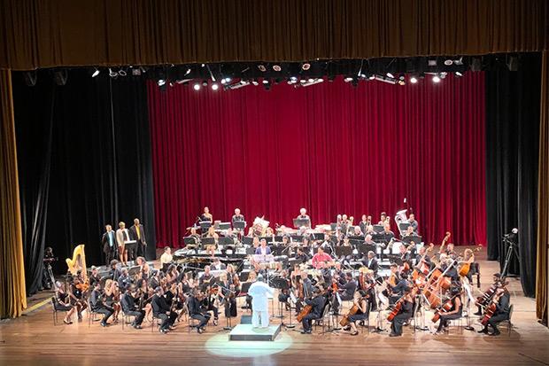 Inauguración del Fórum Internacional de Música en La Habana Cubadisco-Primera Línea © Pere Camps