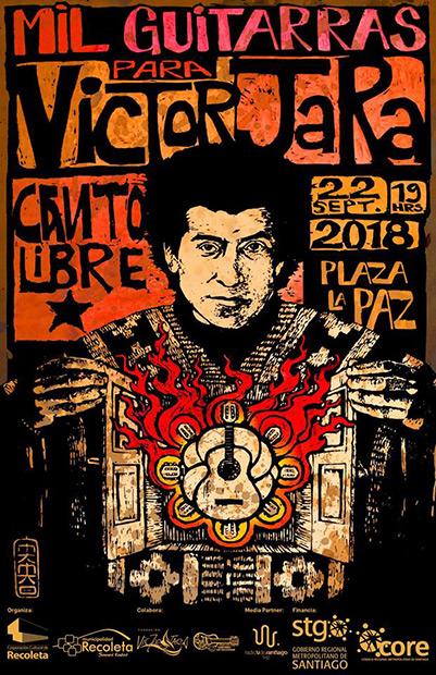 VI Festival Mil Guitarras para Víctor Jara