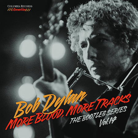 Portada del disco «More Blood, More Tracks. The Bootleg Series Vol. 14» de Bob Dylan.