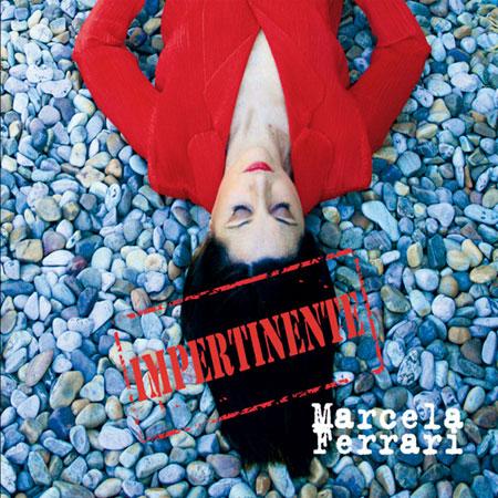 Portada del disco «Impertinente» de Marcela Ferrari.