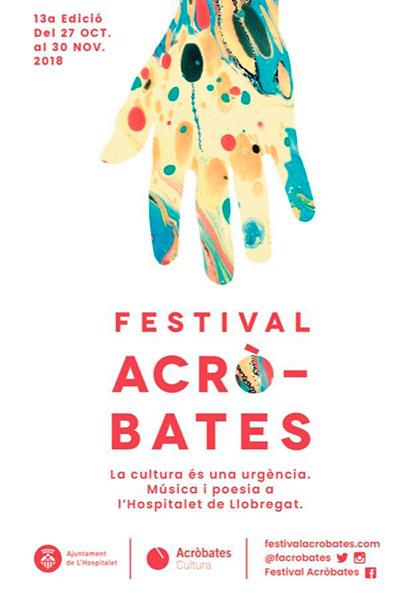 13 Festival Acròbates L'Hospitalet de Llobregat 2018