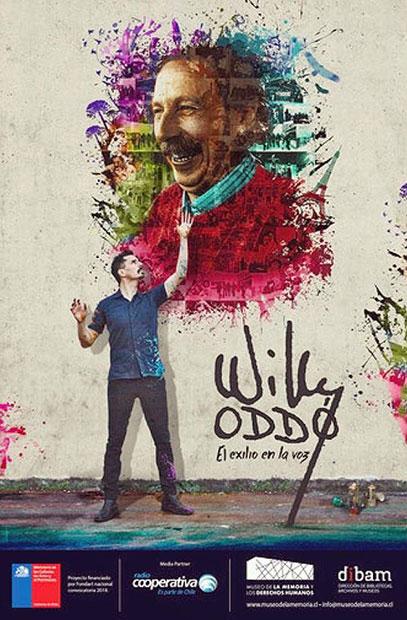 Se estrena «Willy Oddó, el exilio en la voz», dedicada al mítico miembro de Quilapayún.