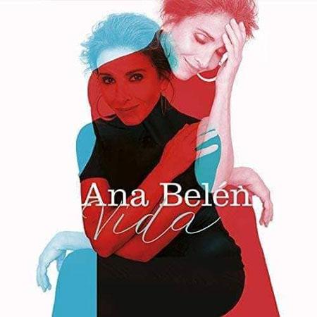 Portada del disco «VIDA» de Ana Belén.