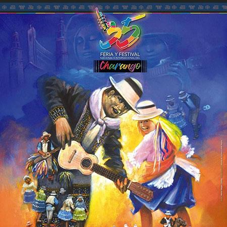 35 Festival Internacional del Charango de Aiquile 2018