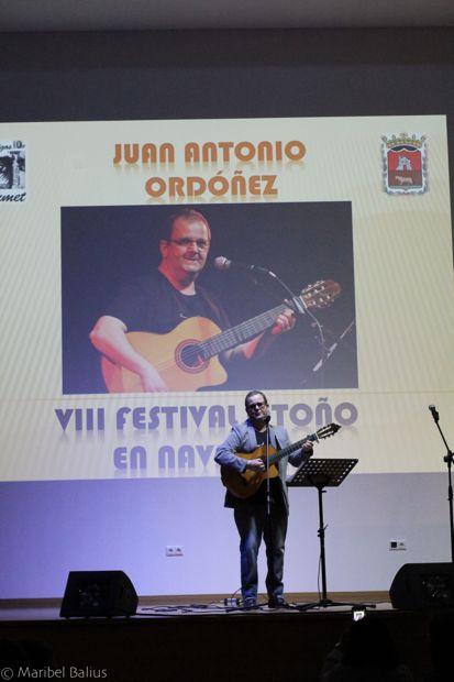 Juan Antonio Ordóñez © Maribel Balius