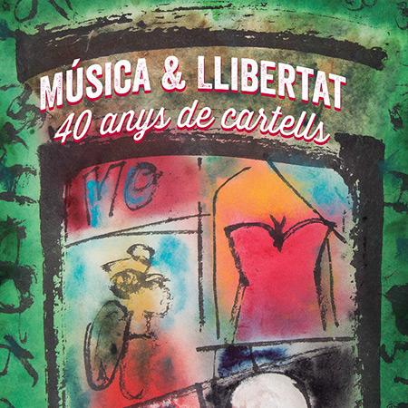Portada del disco «Música & Llibertat».