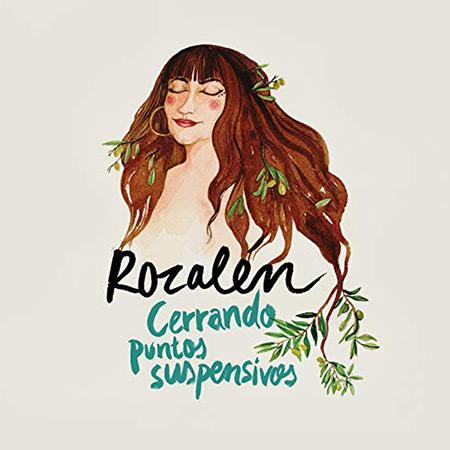 Portada del disco «Cerrando puntos suspensivos» de Rozalén.