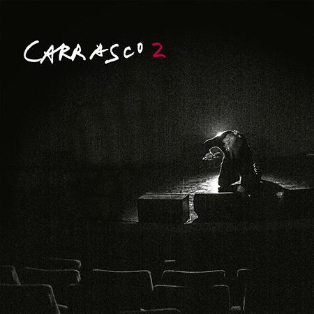 Portada del disco «Carrasco 2» de Eduardo Carrasco.