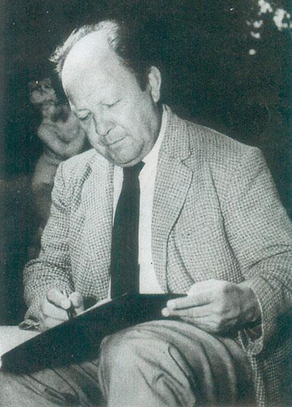 José Asunción Flores.
