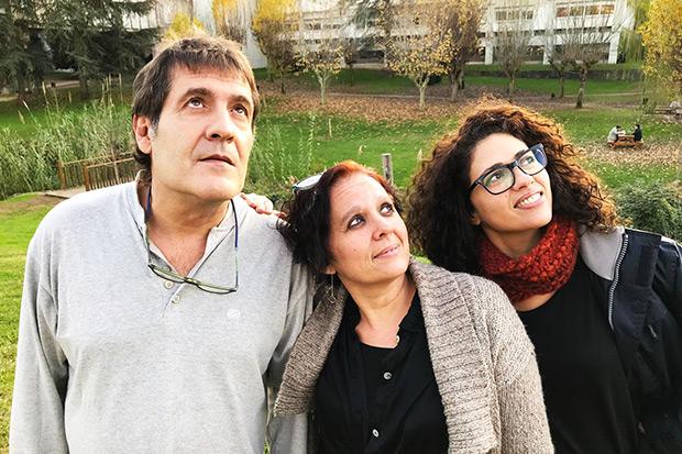 Carles Bertran, Lali Barenys i Namina