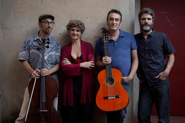 Mariona Sagarra Quartet © Juan Miguel Morales
