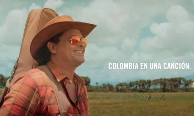 Carlos Vives explora la música colombiana en su nuevo documental.