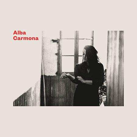 Portada del disco «Alba Carmona» de Alba Carmona.