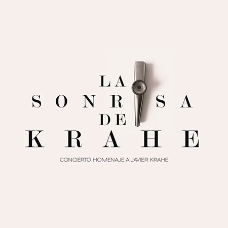 Portada del disco «La sonrisa de Krahe».