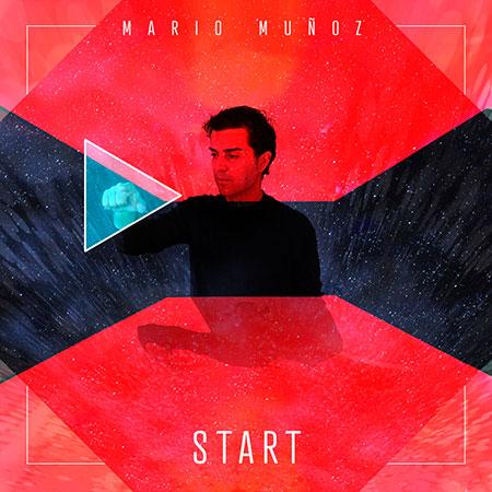 Portada del EP «Start» de Mario Muñoz.