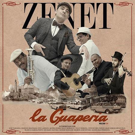 Portada del disco «La Guapería» de Zenet.