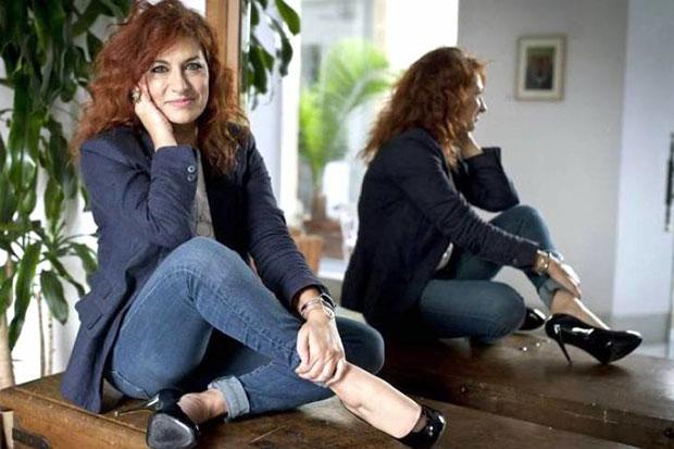 La soprano y compositora Pilar Jurado. © EFE