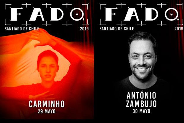IV Festival Fado Santiago de Chile 2019.