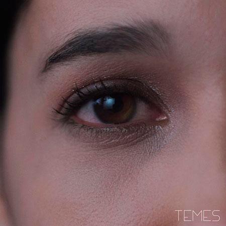 Portada del single «Temes» de iLe.