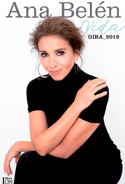 Gira «Vida» de Ana Belén.