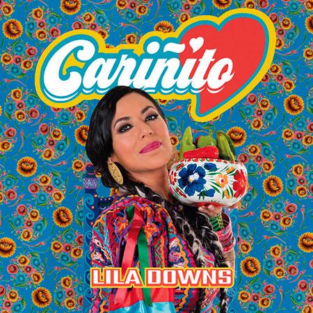 Portada del single «Cariñito» de Lila Downs.