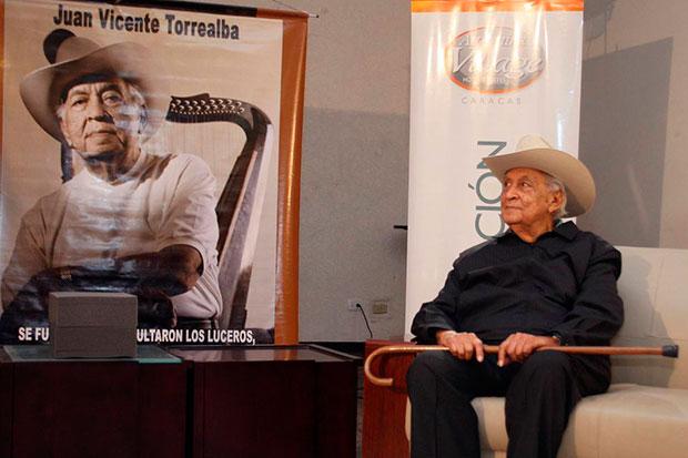 Juan Vicente Torrealba.