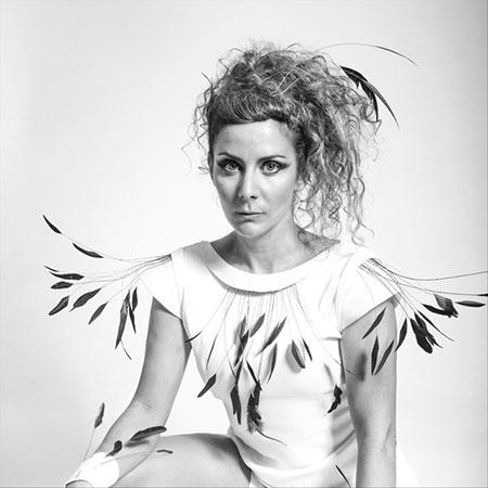 Portada del disco «Pájaros» de Juanita Fernández.
