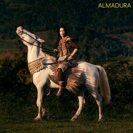 Portada del disco «Almadura» de iLe.