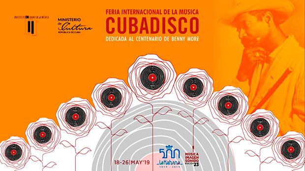 XXIII Feria Internacional Cubadisco 2019