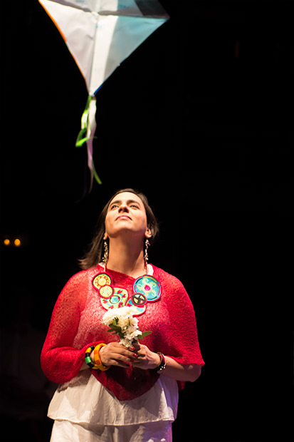 Marta Gómez. © Xavier Pintanel