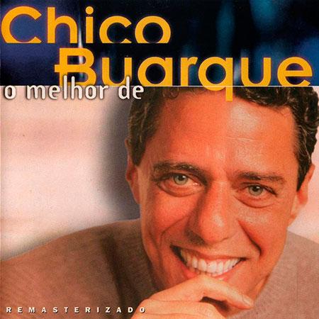Portada del disco «O Melhor De Chico Buarque» de Chico Buarque.